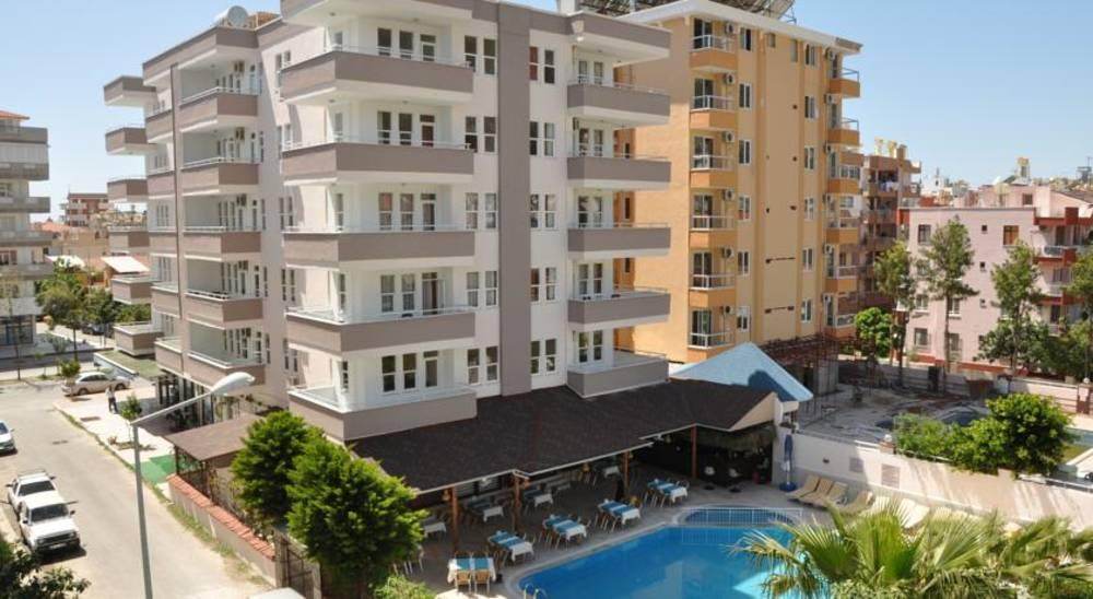 Holidays at Kleopatra South Star Hotel in Alanya, Antalya Region
