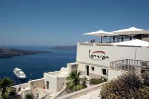 Holidays at Lava Suites & Lounge Hotel in Fira, Santorini