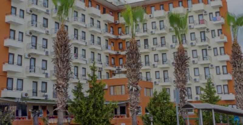 Holidays at Sun Fire Beach Hotel in Mahmutlar, Alanya