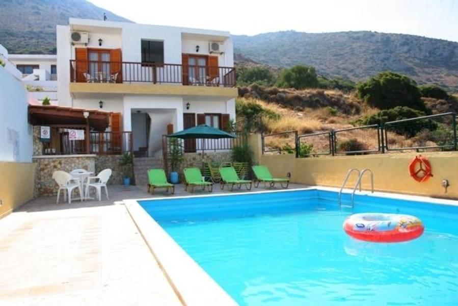 Holidays at Elgoni Apartments in Piskopiano, Hersonissos
