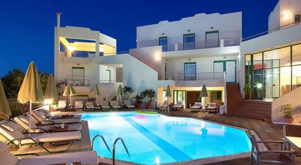 Holidays at Bella Vista Apartments in Hersonissos, Crete