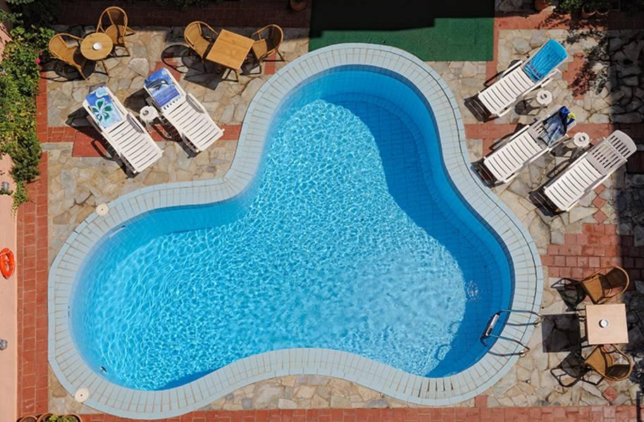 Holidays at Cleopatra Apartments in Hersonissos, Crete