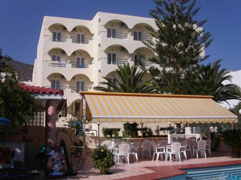 Holidays at Armava Hotel in Hersonissos, Crete