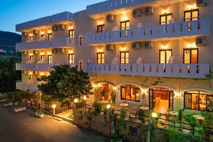 Holidays at Floral Hotel in Hersonissos, Crete