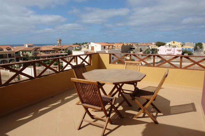Holidays at Ponta Preta Apartments in Sal, Cape Verde