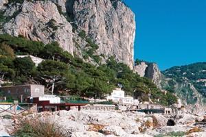 Holidays at Esperia Hotel in Capri, Neapolitan Riviera