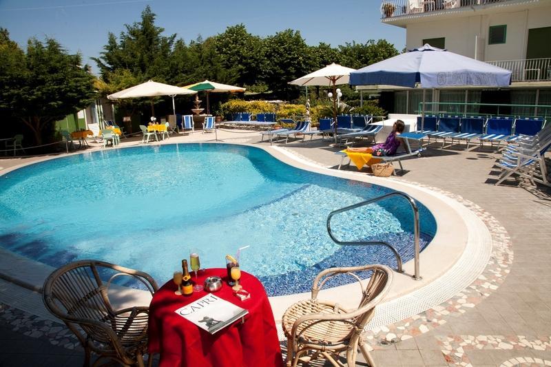 Holidays at Carmencita Hotel in Capri, Neapolitan Riviera