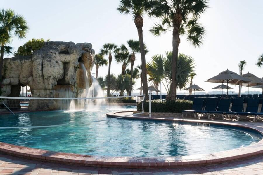 Holidays at Marriott Suites On Sand Key in Clearwater Beach, Florida