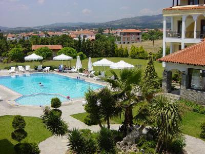 Holidays at Lily Ann Village Hotel in Elia Beach, Halkidiki