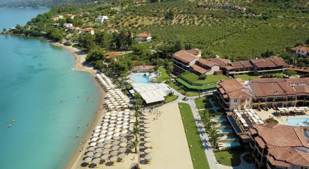 Holidays at Anthemus Sea Beach Hotel & Suites in Elia Beach, Halkidiki