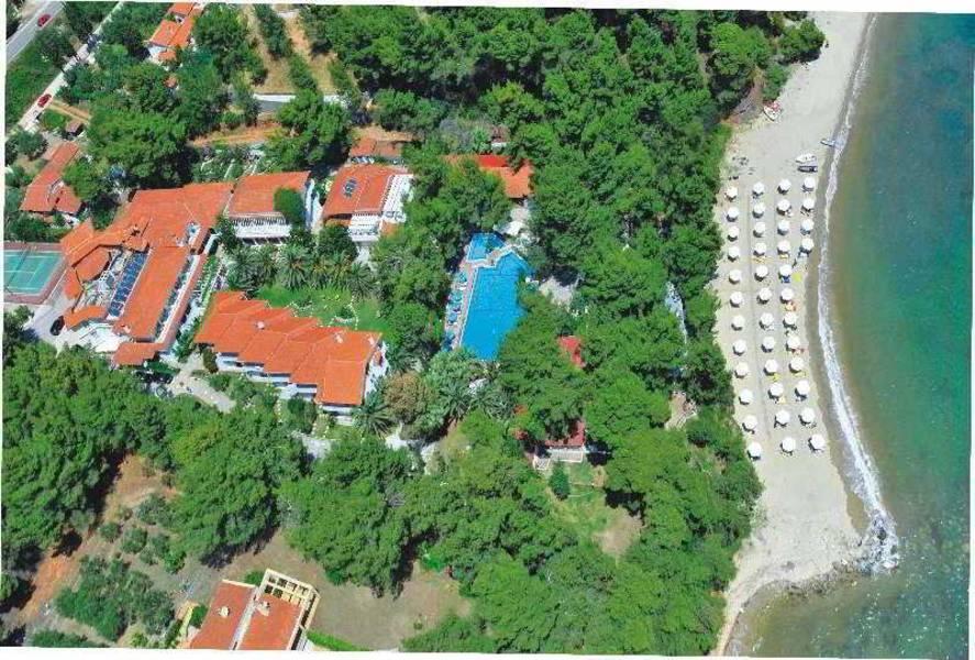 Holidays at Porfi Beach Hotel in Nikiti, Halkidiki