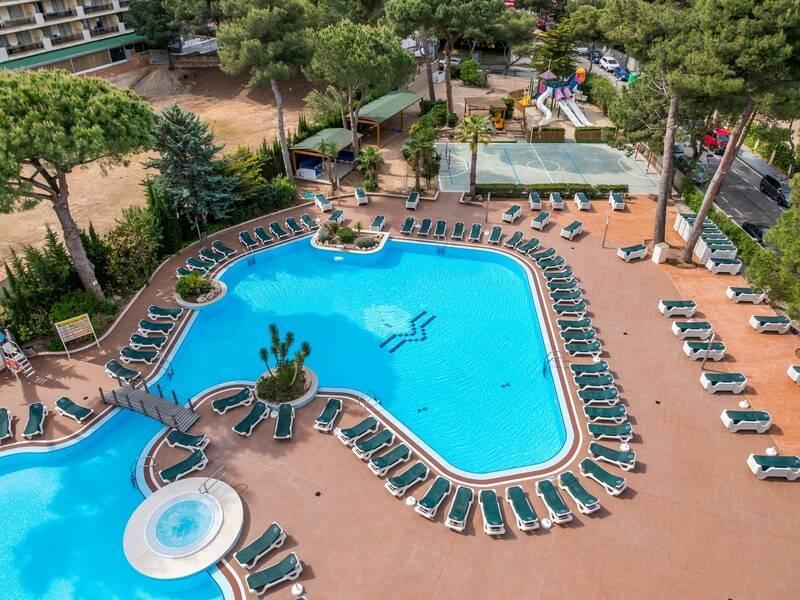 Golden Avenida Suites Hotel Salou Costa Dorada Spain Book Golden Avenida Suites Hotel Online
