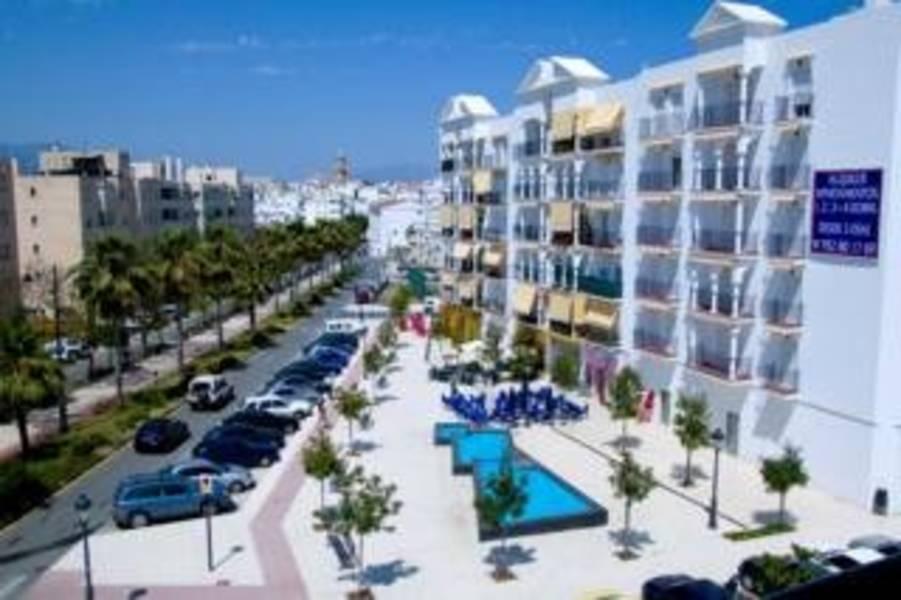 Holidays at Miguel Angel Apartments in Estepona, Costa del Sol
