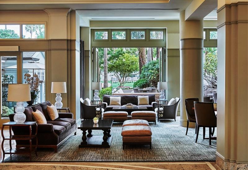 Holidays at Fairmont Miramar Hotel & Bungalows in Santa Monica, California