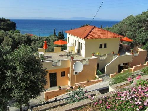 Holidays at Marina Apartments in Kokkari, Samos
