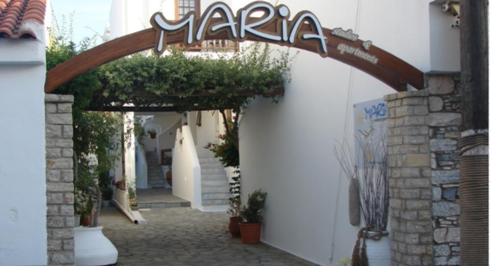 Holidays at Maria Studios in Kokkari, Samos