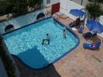Holidays at Across Golden Beach Hotel in Nea Potidea, Halkidiki