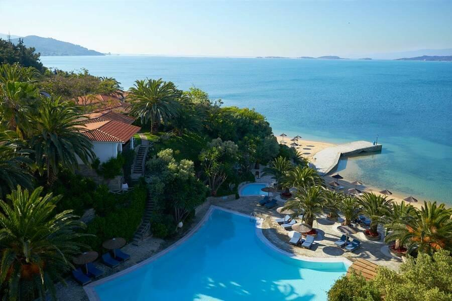 Holidays at Eagles Palace Hotel & Spa in Ouranopoulis, Halkidiki