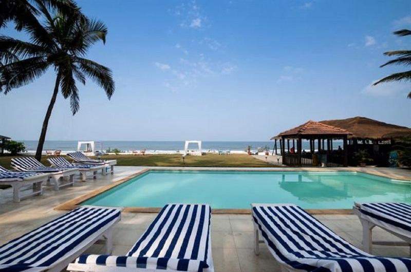 La Cabana Beach Amp Spa Hotel Goa India Book La Cabana Beach Amp Spa Hotel Online