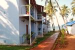 Holidays at Rococco Ashvem Hotel in Morjim, Goa