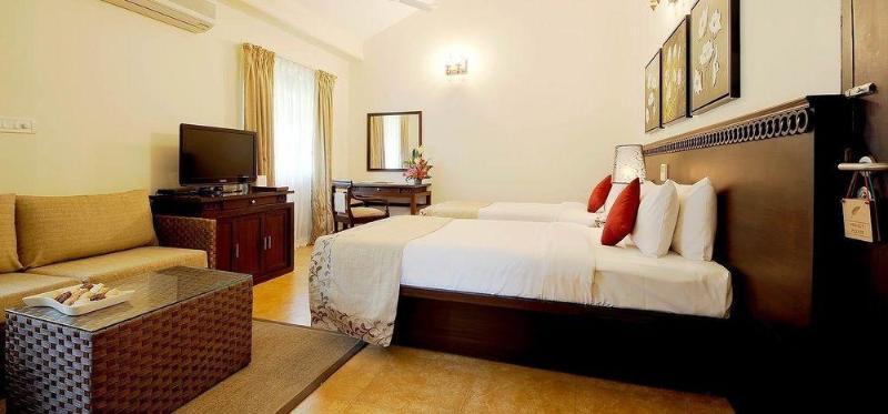 Holidays at Deltin Palms Hotel in Goa, India