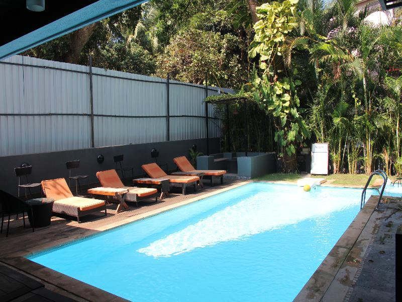 Holidays at 16 Degrees North Boutique Hotel in Baga Beach, India