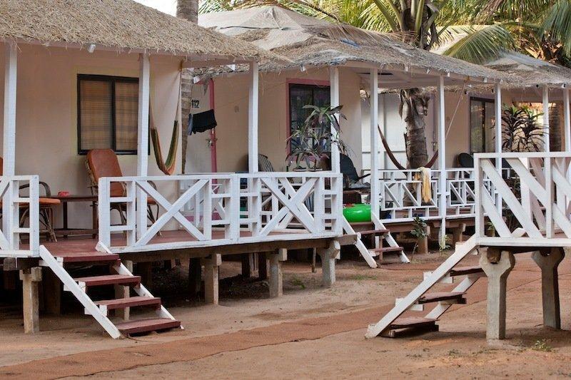 Holidays at Cuba Agonda Beach Bungalows in Goa, India