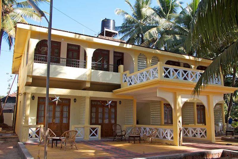 Cuba Patnem Apartments Goa India Book Cuba Patnem
