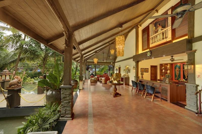 Holidays at Mayfair Hideaway Spa Resort Hotel in Cavelossim Beach, India