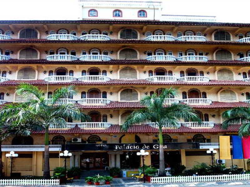 Holidays at Palacio De Goa Hotel in Goa, India