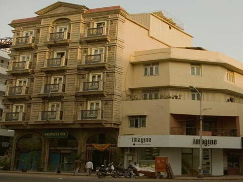 Holidays at Salida Del Sol Hotel in Goa, India