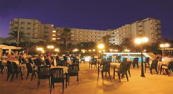 Holidays at Sural Saray Hotel in Colakli, Side