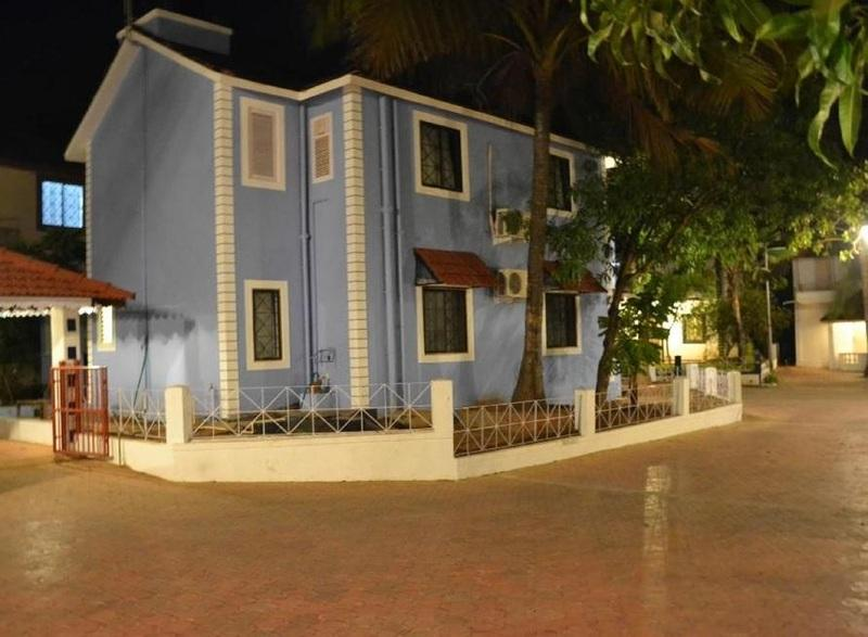 Holidays at Angels Resort Hotel in Goa, India