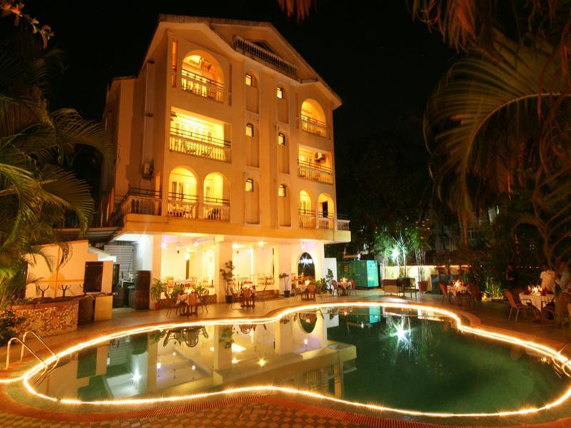 Holidays at Lambana Resort Hotel in Calangute, India