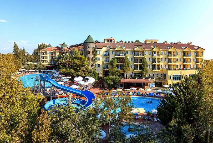 Holidays at Dosi Hotel in Side, Antalya Region