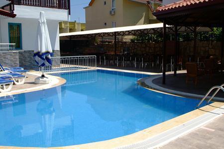 Holidays at Elit Garden Hotel in Side, Antalya Region