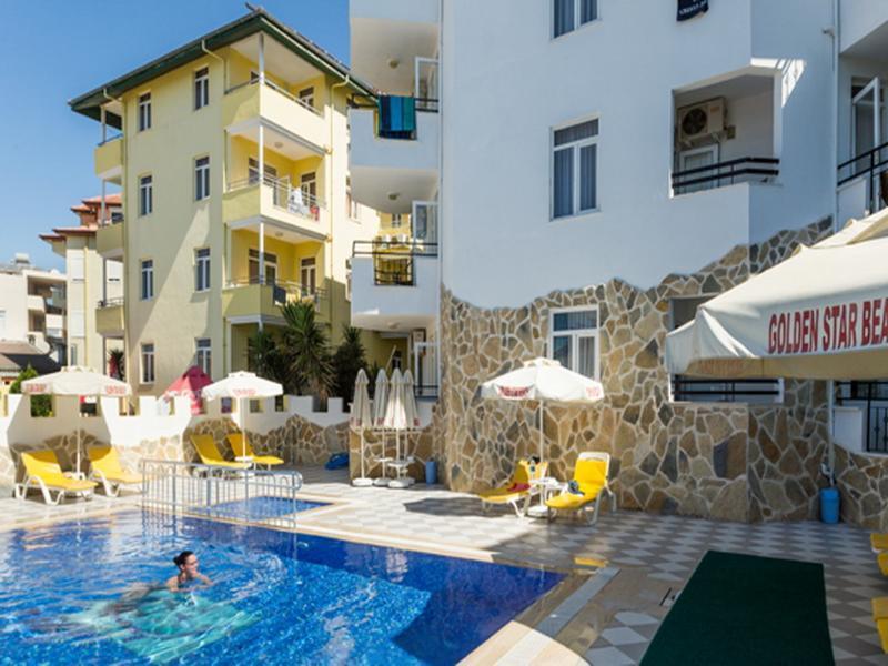 Holidays at Golden Star Hotel in Side, Antalya Region