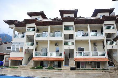 Holidays at Truva Apartments in Icmeler, Dalaman Region