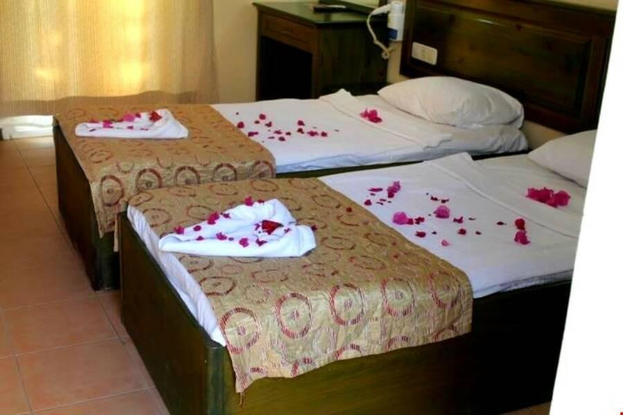 Tenda Bodrum Hotel, Gumbet, Bodrum Region, Turkey Book