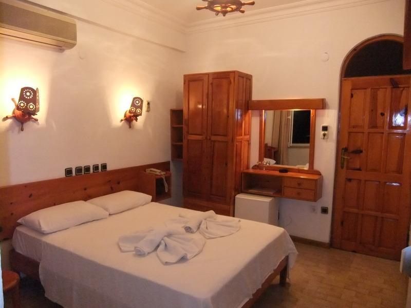 Holidays at Truva Hotel in Calis Beach, Dalaman Region