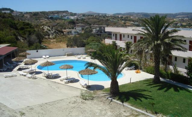 Holidays at Aloe Hotel in Faliraki, Rhodes