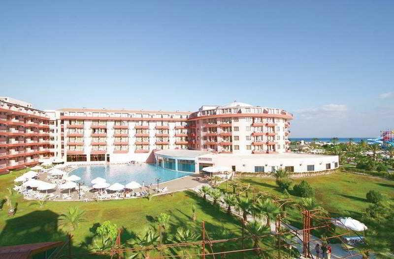 Holidays at Selge Beach Resort & Spa in Kizilagac Side, Side