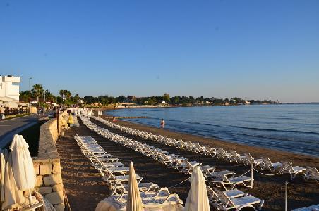 Holidays at Elis Beach Hotel in Side, Antalya Region