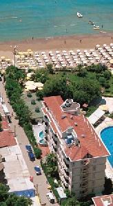 Holidays at Sun Beach Hotel in Side, Antalya Region
