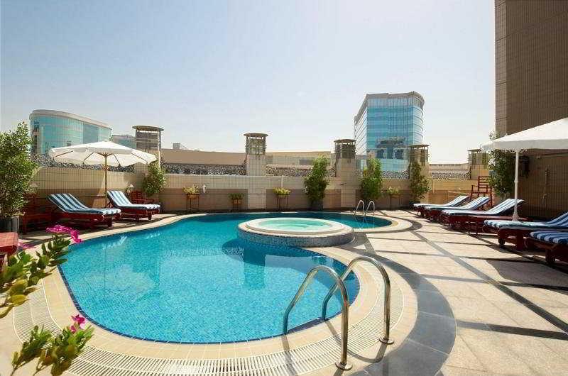 Holidays at Al Sondos Suites By Le Meridien Hotel in Deira City, Dubai