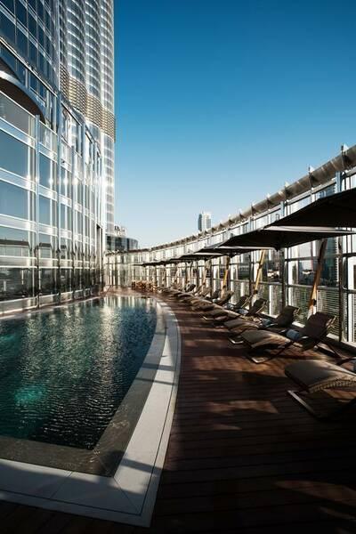 Holidays at Armani Hotel Dubai in Sheikh Zayed Road, Dubai