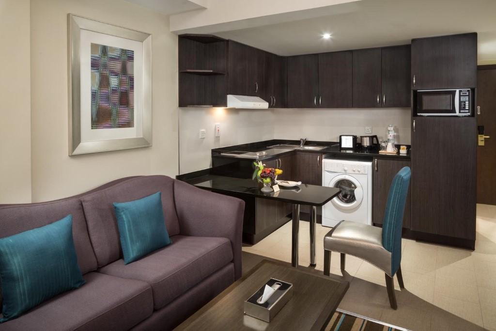 Holidays at Dar Al Sondos Hotel Apartments By Le Meridien in Bur Dubai, Dubai