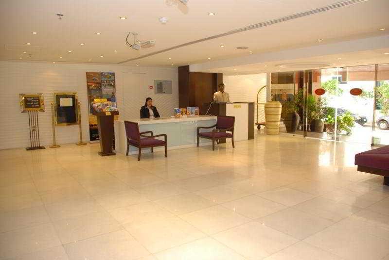 Holidays at London Crown 2 Hotel Apartment in Bur Dubai, Dubai
