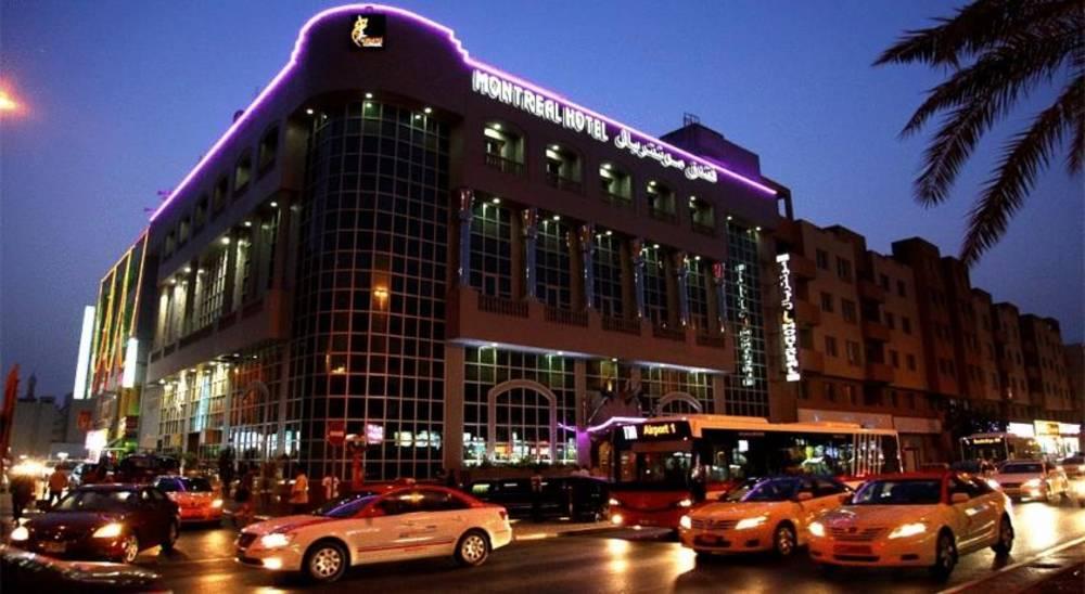 Holidays at Montreal Hotel in Deira City, Dubai