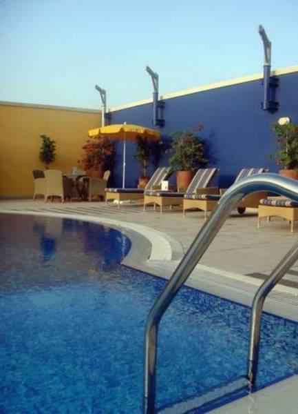 Holidays at Nojoum Hotel Apartment in Deira City, Dubai